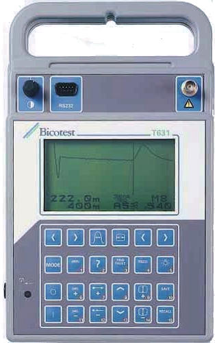 Time Domain Reflectometer : Cable fault locator tdr time domain reflectometer