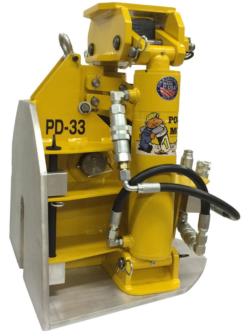 pipe bursting equipment